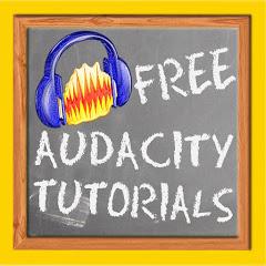 Free Audacity Tutorials