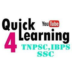 Quick Learning 4 TNPSC , IBPS, SSC