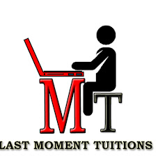 Last moment tuitions