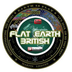 FLAT EARTH BRITISH Think Tank!