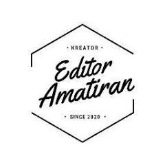 Editor Amatiran