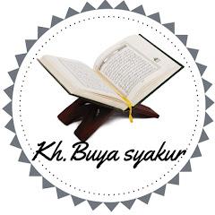 KH Buya Syakur Yasin MA