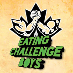 Eating challenge boys
