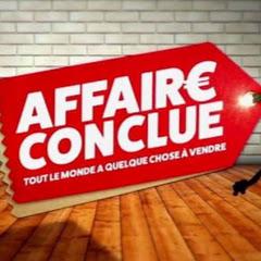 AFFAIRE CONCLUE