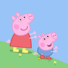 We Love Peppa Pig