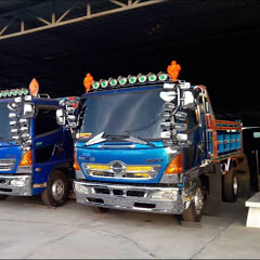 บอยสุรินทร์ ดั้มซิ่ง - Dumptrucks and Excavator thailand