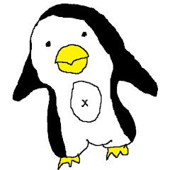 虹色ペンギン