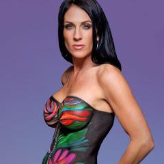 Jen The Body Painter