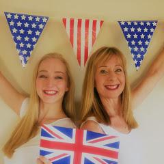 Brit Girls Go Stateside
