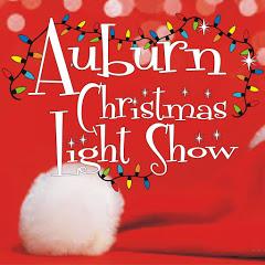 Auburn christmas light show