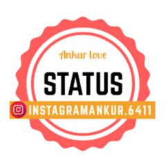 ANKUR LOVE Status