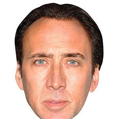 Eating Nicolas Cage
