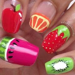 Cristine nail art Design