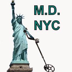 Metal Detecting NYC