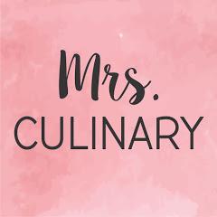 Mrs. Culinary