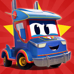 Siêu xe tải - thành phố xe hơi
