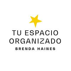 Tu espacio organizado Brenda Haines