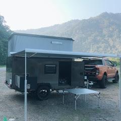 可樂屋露營拖車可樂