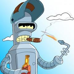 БеНдЕр Робот