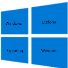 Windows Explorer // Exploring Windows
