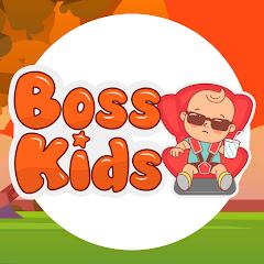 Boss Kids - Animados Spanish