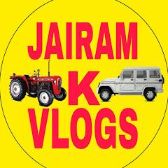 JAIRAM K VLOGS