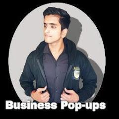 Business Pop-ups