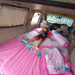 FAMILY HOME STAY CAMPERVAN