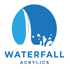 Waterfall Acrylics