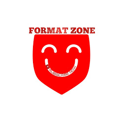 Format Zone.