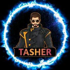 TASHER!