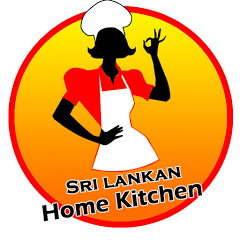 Sri Lankan Home Kitchen