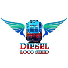DIESEL LOCO SHED