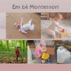 Em bé Montessori