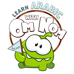 Learn Arabic with Om Nom