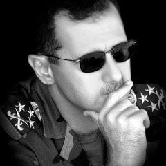 الصفحة الداعمة للرئيس بشار الأسد