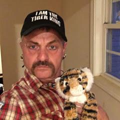 Joe Exotic the Tiger King Impersonator