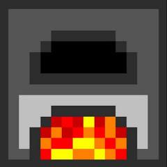 Печка - Майнкрафт