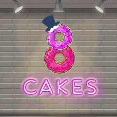 8 Cakes