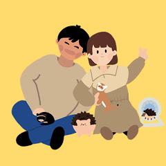 삐삐 패밀리 : BBIBBI FAMILY