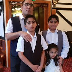 Pakistani mom Nadia in London