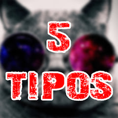 5 tipos