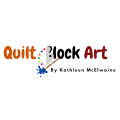 Quilt Block Art by Kathleen McElwaine LLC