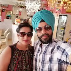 Punjabi Family In Dubai