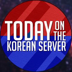 Today on the Korean Server