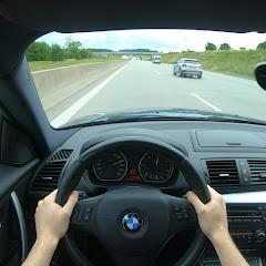 Autobahn POV Cars