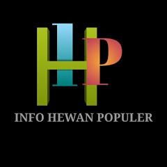 INFO HEWAN POPULER