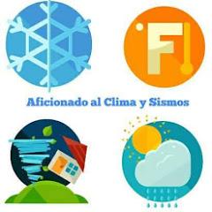 Aficionado al Clima y Sismos