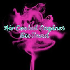 Air cooled engines Scotland