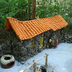 林间食堂Forest canteen